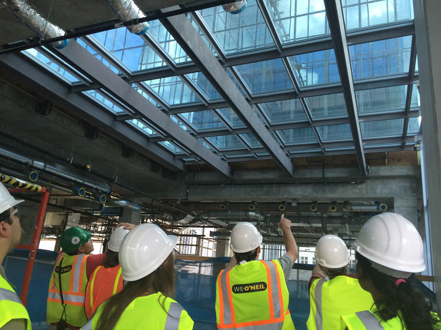 Oak Brook Construction Company, Construction Supplier and WBE Supplier